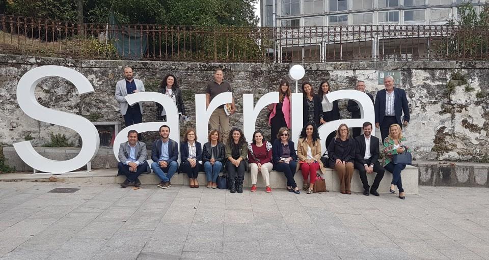 Braga apresenta versão final do programa Capital da Cultura do Eixo Atlântico na Galiza