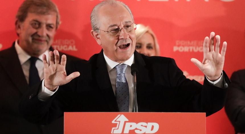 Comissão política do PSD reúne quarta-feira para analisar resultados eleitorais