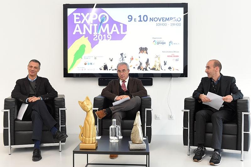 """BRAGA - Expo Animal """"memorável"""" abre portas este fim-de-semana à espera de 10 mil visitantes"""