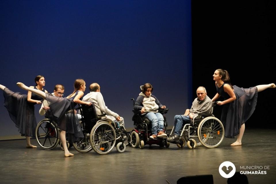 Guimarães assinala Dia Internacional das Pessoas com Deficiência no Centro Cultural Vila Flor