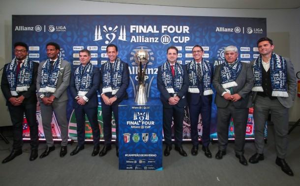 "Braga volta a receber Final Four Allianz CUP com ""muita expectativa e entusiasmo"""