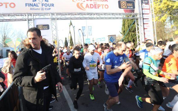 Corrida do Adepto juntou 1500 atletas em Braga (Foto galeria)