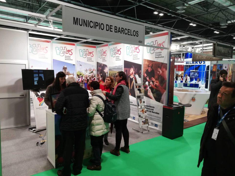 Barcelos promove turismo criativo em Madrid