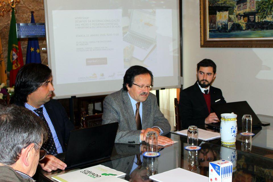 ATAHCA debateu desafios da internacionalização para as micro e pequenas empresas