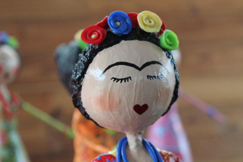 Vila Verde. Frida Khalo inspira nova linha de Bonecas Namorar Portugal 2020