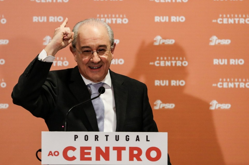 PSD. Rui Rio reeleito com vitória em Viana do Castelo e derrota em Braga