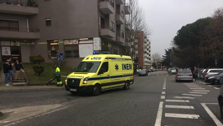 Estudante esfaqueado por colega junto a escola em Braga (em actualização)