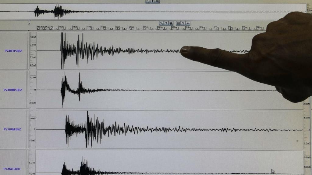 Sismo de magnitude 2.4 sentido em Braga