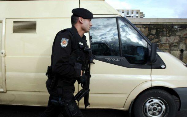Prisão preventiva para cinco detidos por roubo a idosos em Braga e Viana do Castelo