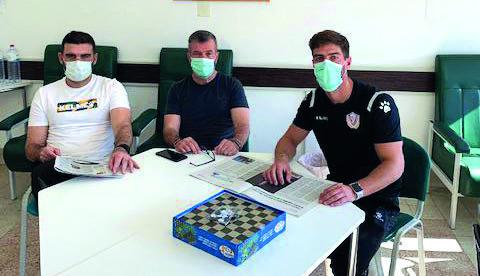 Treinadores de Guimarães que estavam em quarentena já estão a caminho de casa