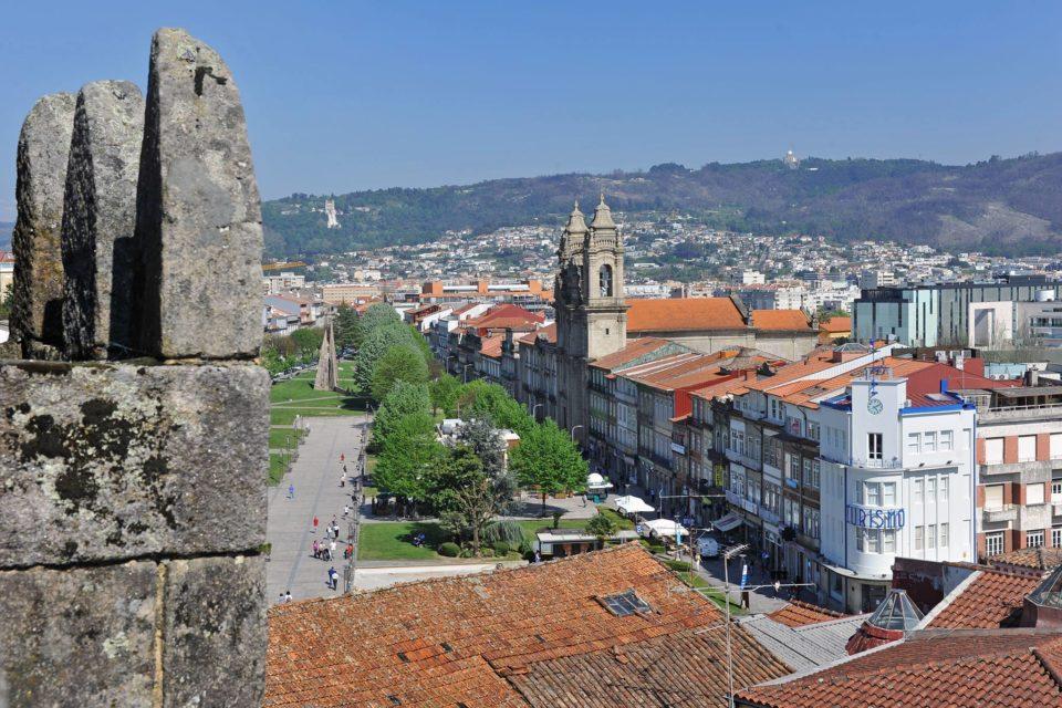 Braga eleita cidade de futuro pelo Financial Times