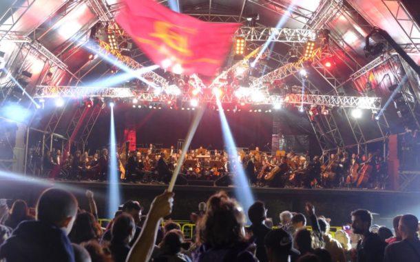Festa do Avante! Abertas inscrições para concurso de bandas Palco Novos Valores