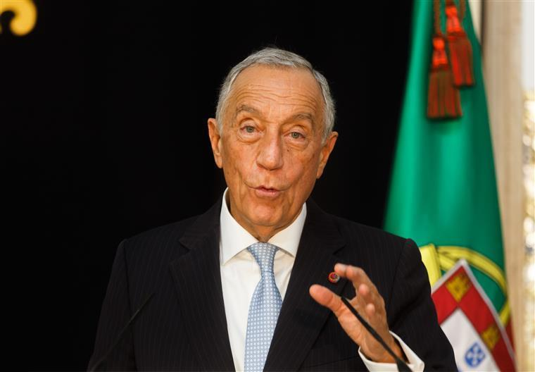 """Marcelo recusa comentar despenalização da eutanásia. """"O Presidente tem de esperar"""""""