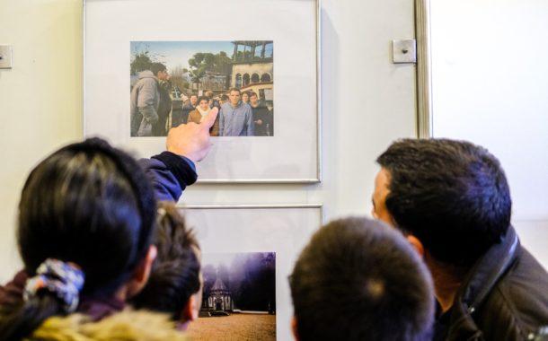 Trabalhos do Concurso Municipal de Fotografia de Braga em exposição na Fonte do Ídolo