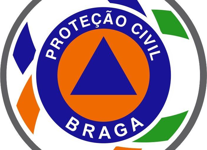 Protecção Civil de Braga emite alerta de chuva e vento forte a partir deste sábado