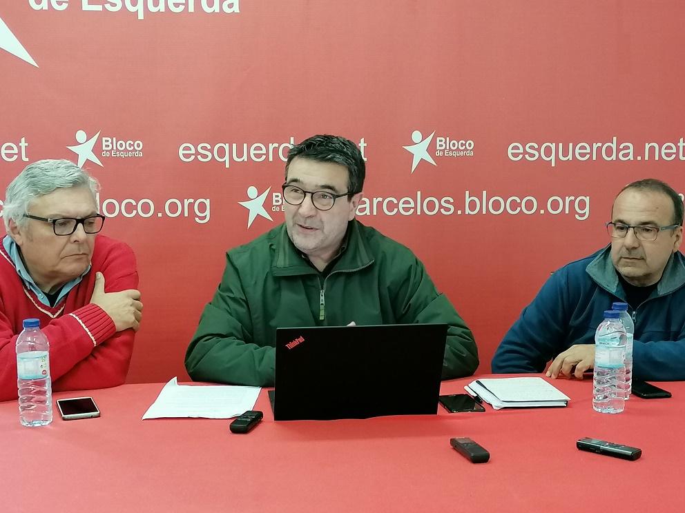 """BE acusa Governo e Miguel Costa Gomes de """"enganar"""" população sobre Hospital de Barcelos"""