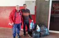 """""""Simples gesto"""". Associação de Pais do Agrupamento de Escolas de Amares promoveu campanha de recolha de tampas de plástico"""