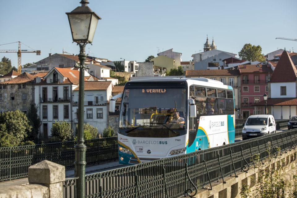 Câmara assegura passes gratuitos e manutenção do Barcelos Bus em 2020
