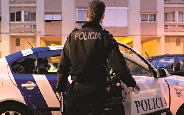 Polícia atropelado e arrastado cerca de 20 metros em Barcelos