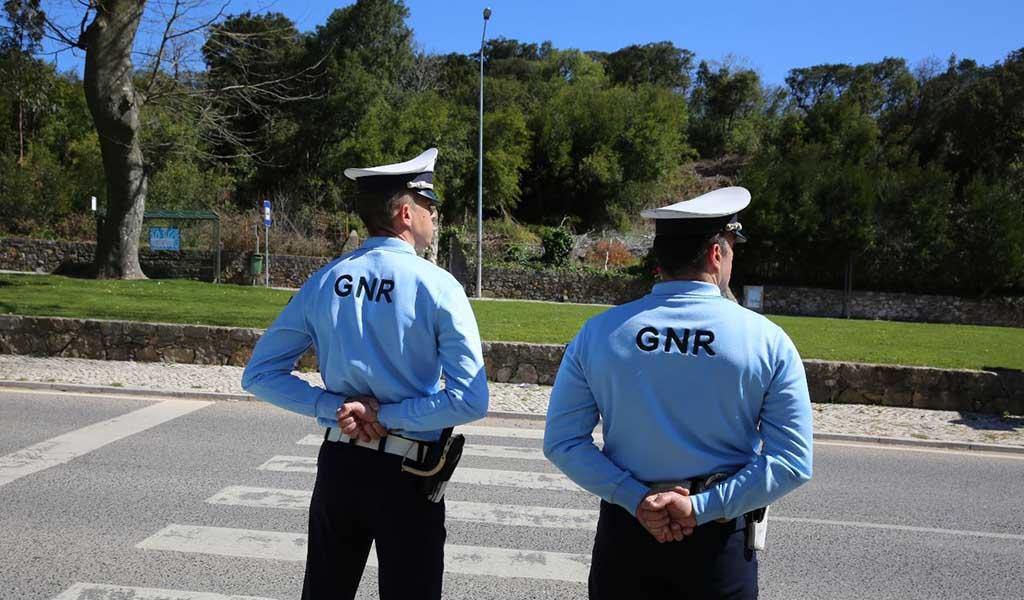 GNR deteve 36 pessoas em flagrante delito durante a última semana
