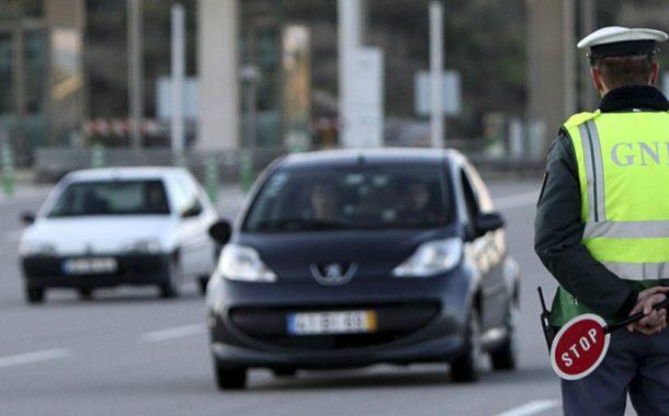 GNR de Braga deteve 39 pessoas em flagrante delito durante a última semana