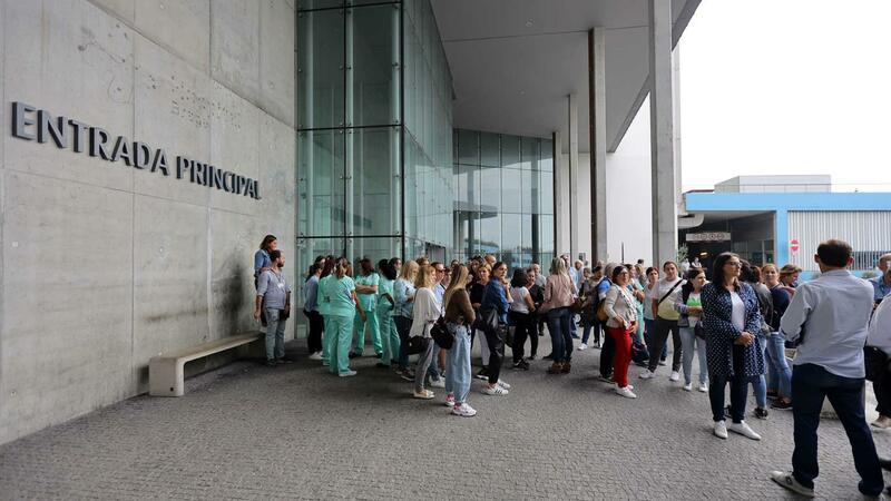 Greve dos técnicos de diagnóstico do Hospital de Braga com adesão total