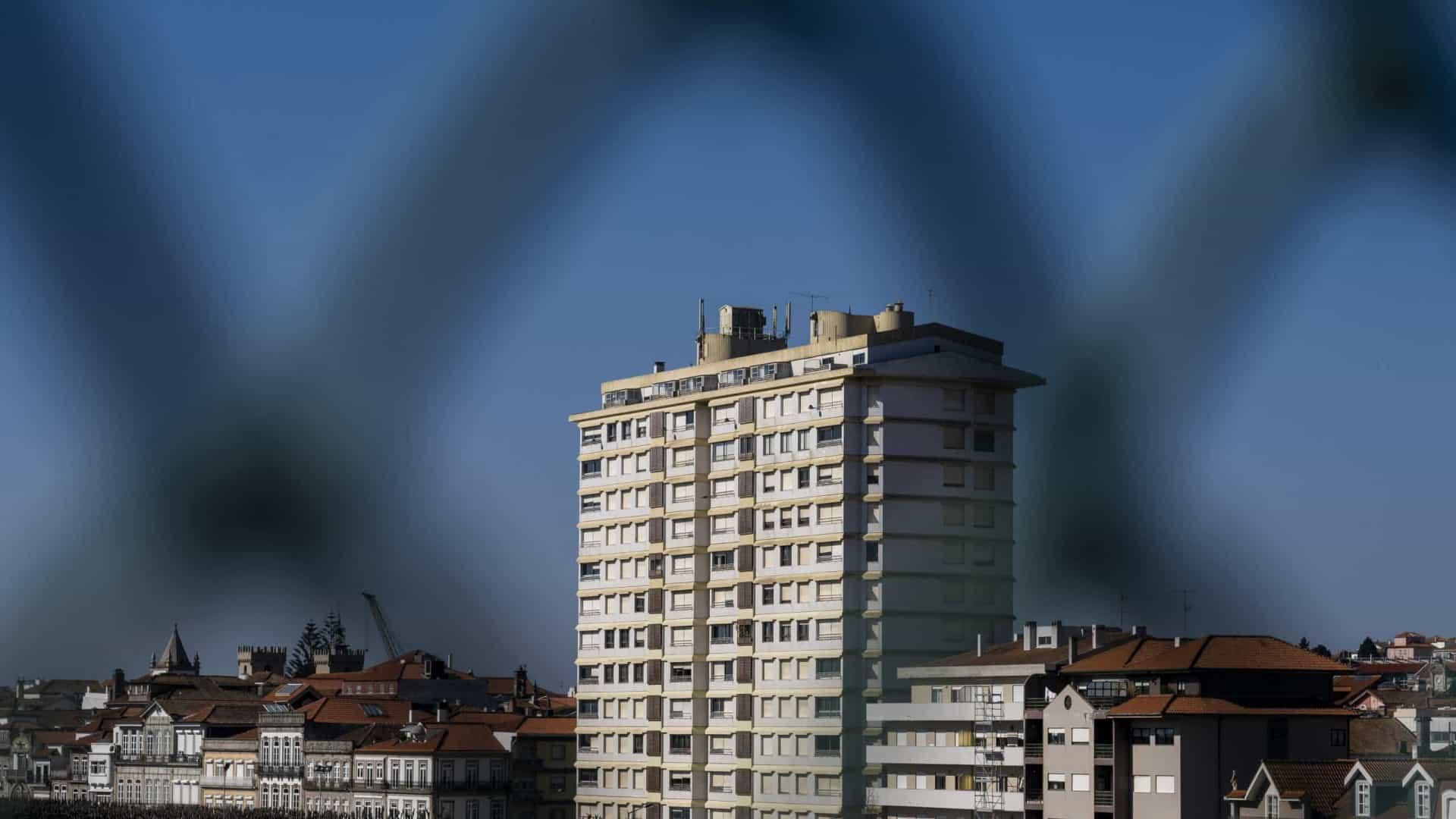 Viana do Castelo. Demolição do Prédio Coutinho regressa ao Tribunal Administrativo e Fiscal de Braga