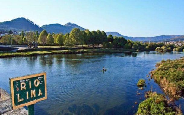 Galiza despeja água contaminada no troço português do rio Lima