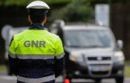 82 pessoas detidas em flagrante delito pela GNR na noite sábado para domingo