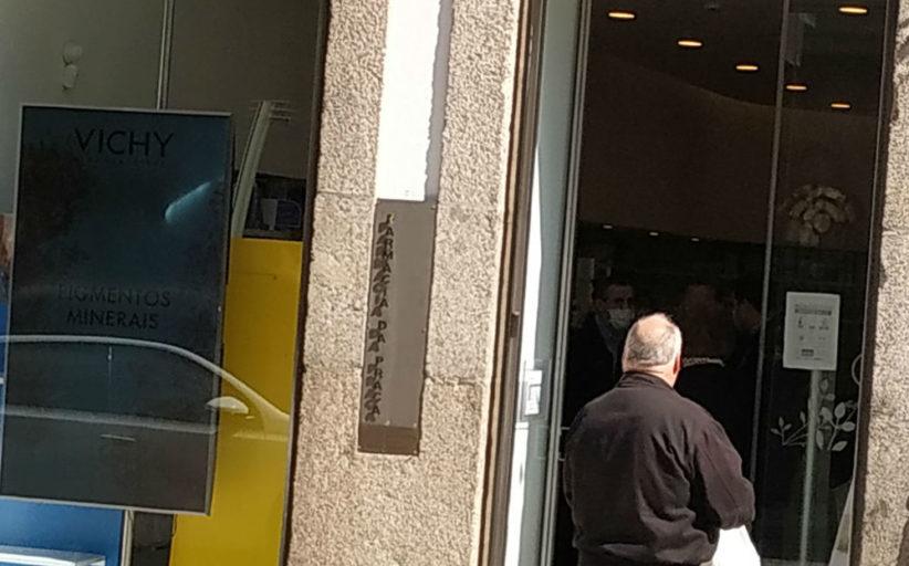 Farmácia de Guimarães encerra durante duas horas devido caso suspeito de coronavírus