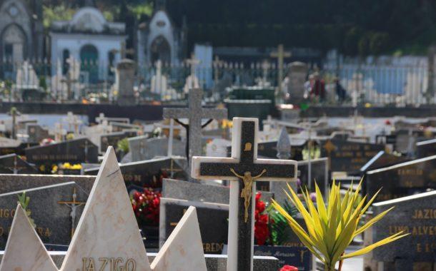 Número de pessoas no cemitério de Vila Verde passa a ser limitado