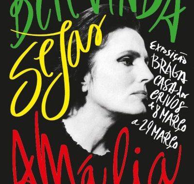 Braga. Casa dos Crivos inaugura exposição sobre Amália Rodrigues