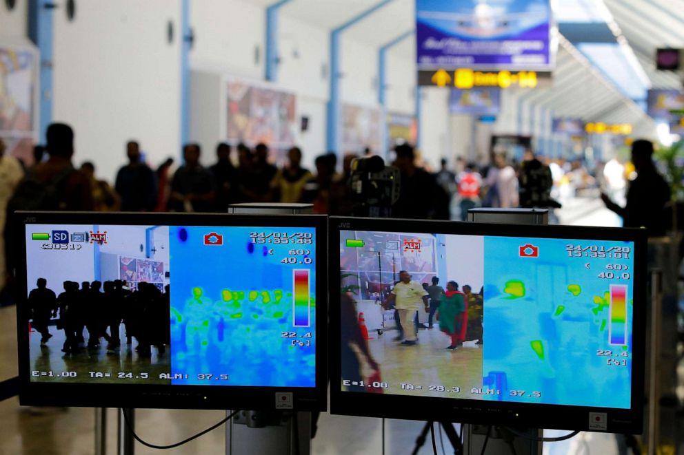 Aeroportos portugueses vão ter câmaras infravermelhos que medem temperatura