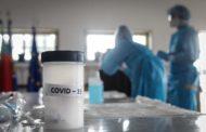 Covid-19. 119 mortos, 5.962 infectados e 124 casos importados