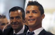 Cristiano Ronaldo e Jorge Mendes oferecem equipamento ao Hospital Santo António
