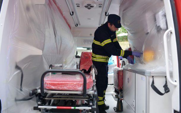 São já 16 os bombeiros Sapadores de Braga infectados pela Covid-19
