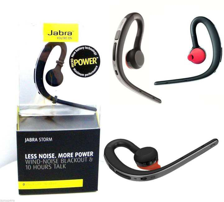Best Deals For Jabra Storm Wireless Bluetooth Headset Wind Noise Reduction In Nepal Pricemandu