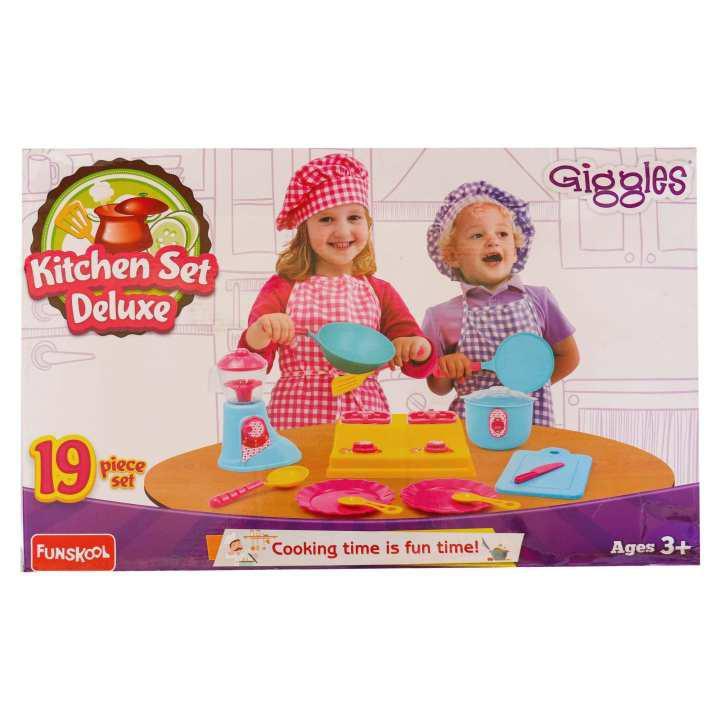 Funskool Kitchen Set Deluxe Cheap Toys Kids Toys