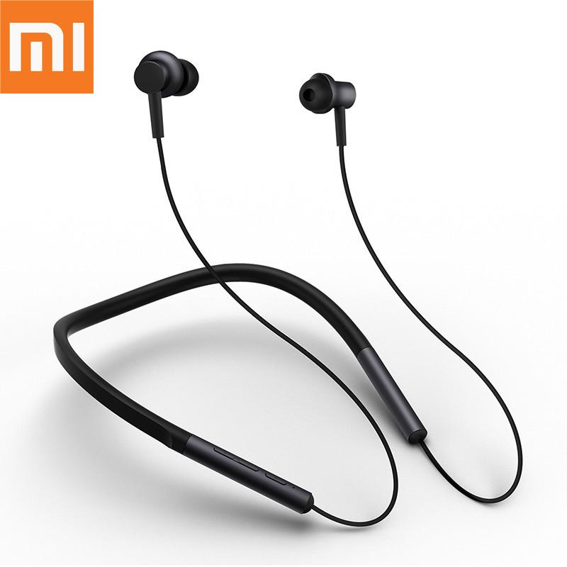 Best Deals For Xiaomi Lyxqej01jy Bluetooth Earphone Neckband Collar Earbuds In Nepal Pricemandu