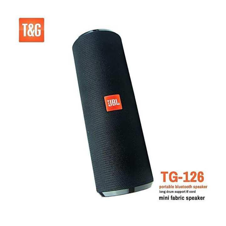 Best Deals For T G Tg 126 Portable Bluetooth Speaker In Nepal Pricemandu