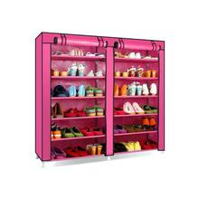 Shoe Rack 6 Layers Double [120 x 30 x 108 cms]
