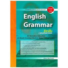 English Grammar Drills by Guna Raj Luitel