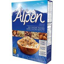Weetabix Alpen No Added Sugar Muesli  560gm