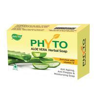 Phyto Aloe Vera Herbal Soap - 100g