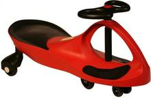 Red Plazma Ride-On Car For Kids
