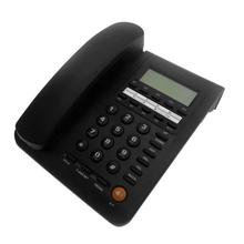 xLab Premium Caller ID Telephone System, High Quality Handsfree Speaker Phone with Microphone (XTS-752B)