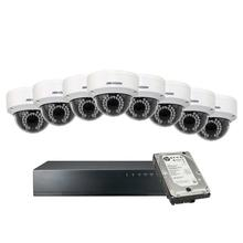 "Hikvision H.265 Series IP Camera Package Set ""H"""