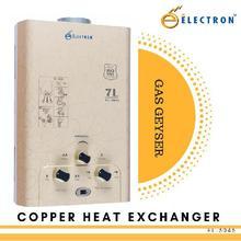 Electron Gas Geyser-ELGY-3045