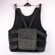 HIGHER QUALITY Black Solid Chest Guard For Men
