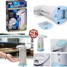 Touchless automatic Soap / Lotion / Hand sanitizer Dispenser - Magic Soap